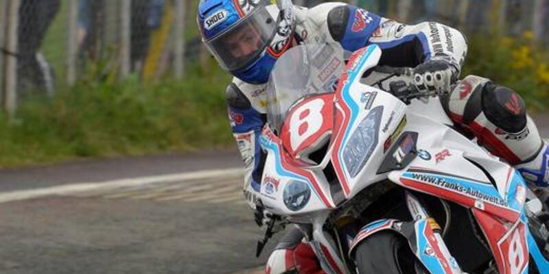 İngiliz motosikletçi kurtarılamadı