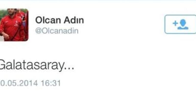 Olcan Adın'ın Twitter hesabı hack'lendi