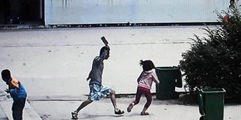 Çin'de satırlı saldırgan ilkokul öğrencilerine saldırdı