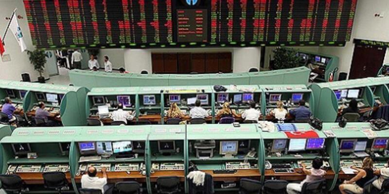 Borsa güne 6 ayın en yüksek seviyesinden başladı