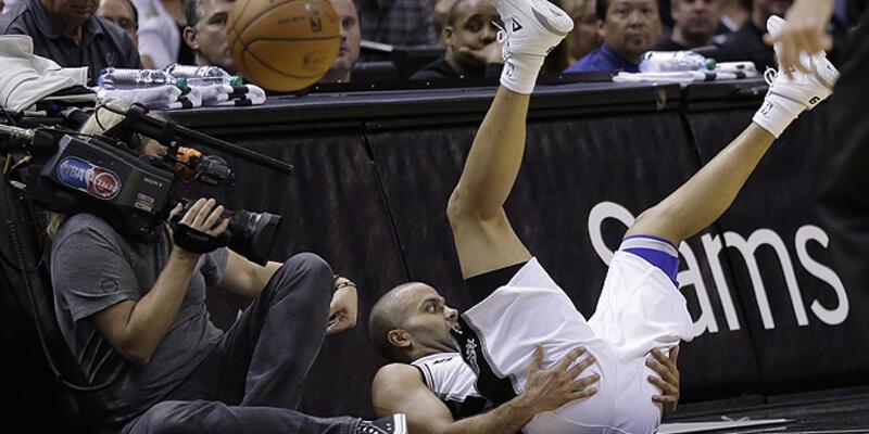 Spurs Oklahoma'yı süpürecek mi?