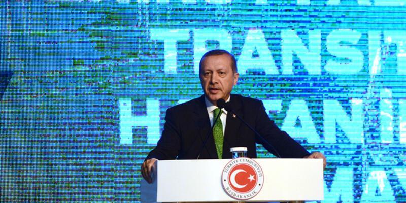 """Erdoğan: """"Sokaklar hareketlendirilmeye çalışılıyor"""""""