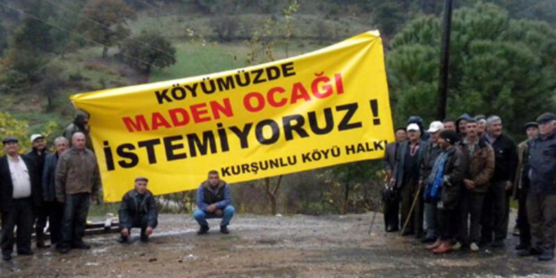 Çanakkale'deki madenin işletme ruhsatı iptal edildi