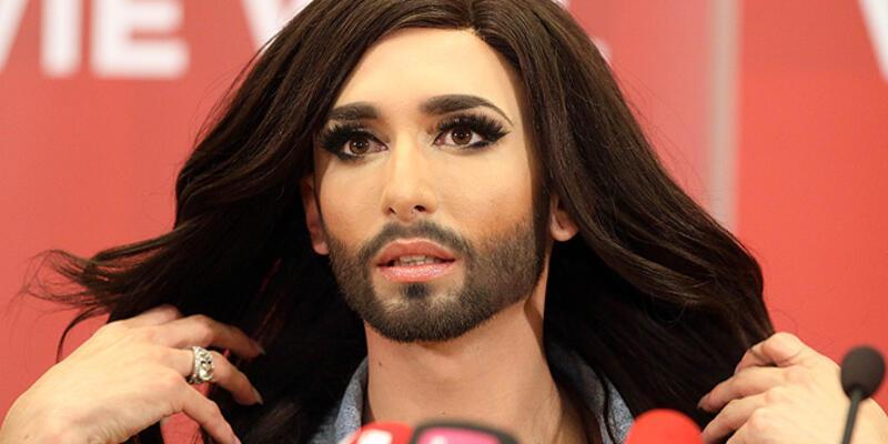 """""""Bosna ve Sırbistan'ı vuran selin sorumlusu Conchita Wurst"""""""