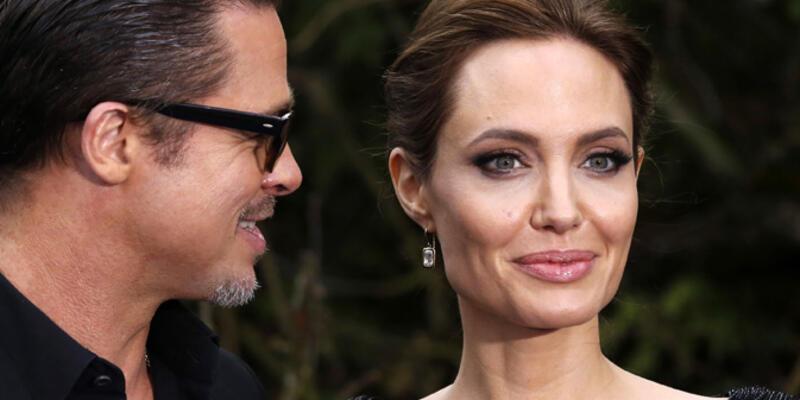 """Angelina Jolie: """"Çok şanslıyım"""""""