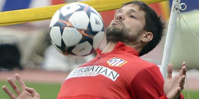 Diego Ribas kafaları karıştırdı!
