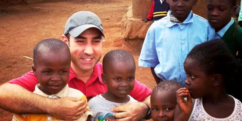 Havayı Koklayan Adam,Afrika Boynuzu'nda