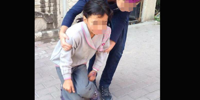 9 yaşındaki kızı kaçırmak isteyen şüpheli serbest