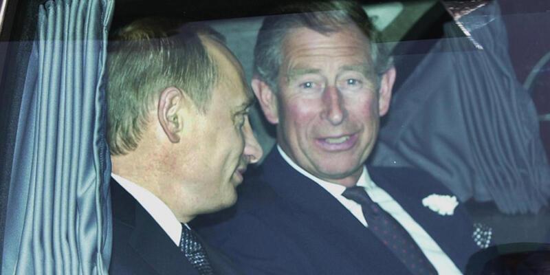 Prens Charles'ın sözlerine Rusya'dan tepki