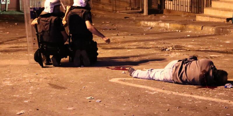 Okmeydanı'nda hayatını kaybeden 2. kişinin adı Ayhan Yılmaz