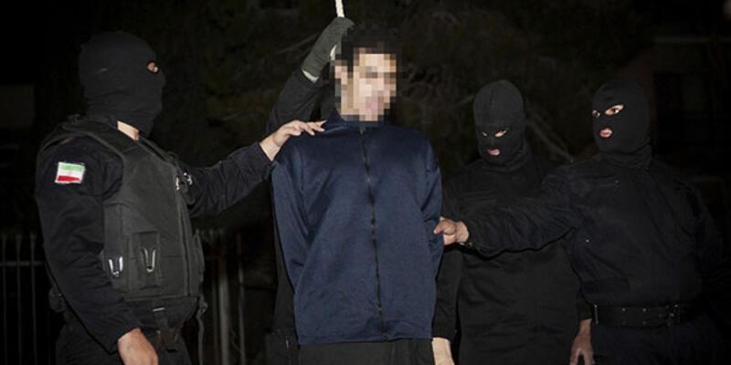 İran'da yolsuzluk idamı!