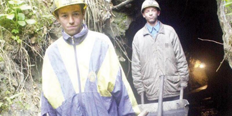 Hani madende çocuk yoktu?