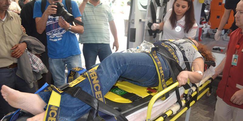 Yenice Devlet Hastanesi tahliye edildi