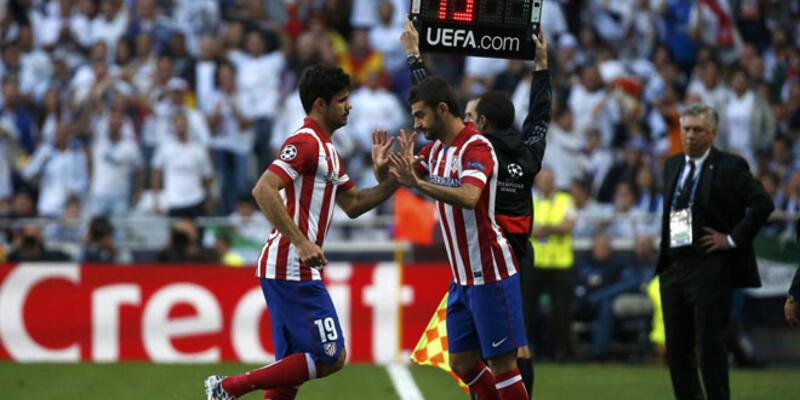 Diego Costa 9 dakika oynayabildi