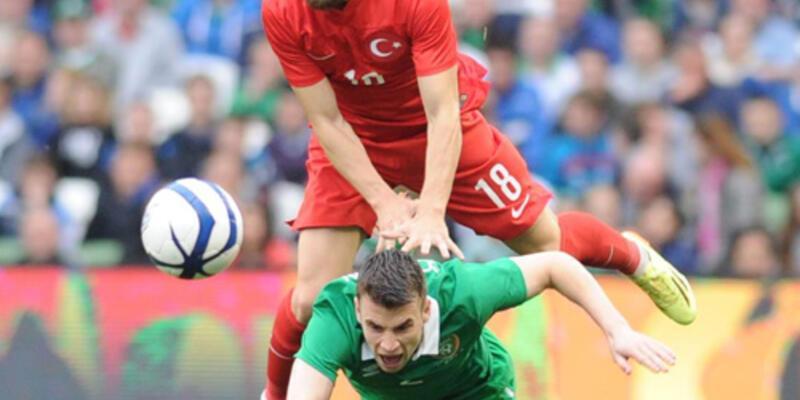 İrlanda Cumhuriyeti: 1 - Türkiye: 2