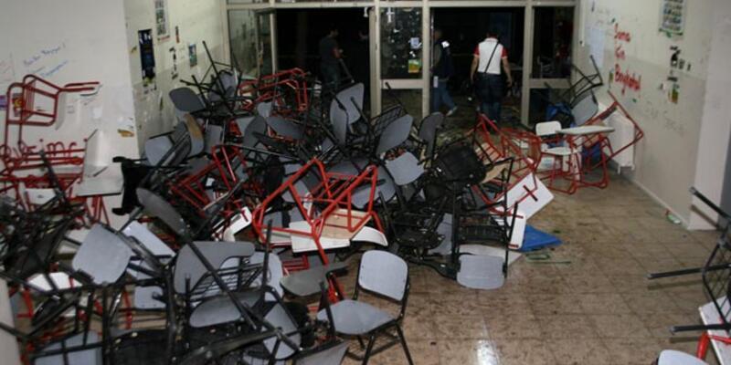Ege Üniversitesi öğrencileri serbest bırakıldı