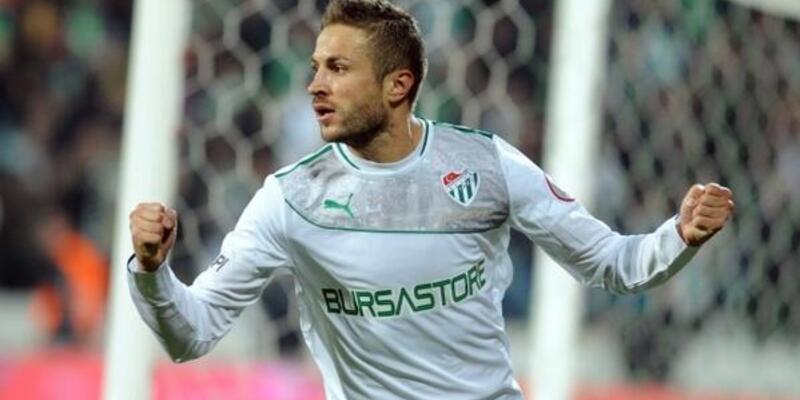 Bursaspor'dan Bochum'a transfer oldu