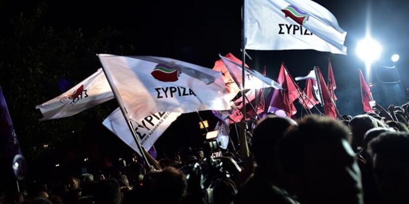 Zafer Syriza'nın