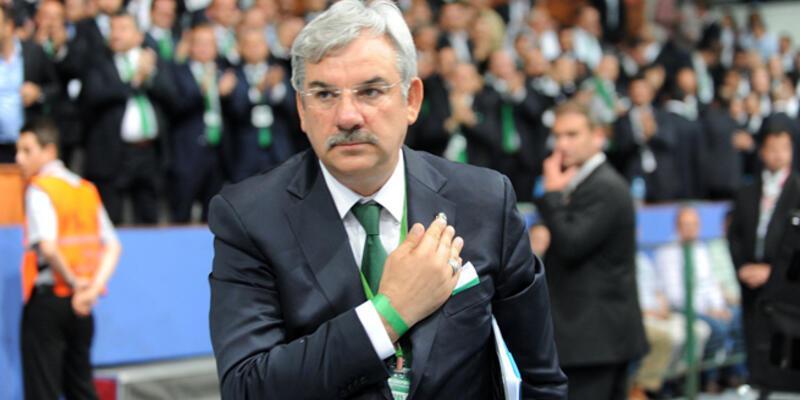 Bursaspor'un yeni başkanı Bölükbaşı'ndan transfer açıklaması