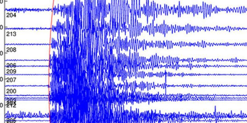 Ege'de yine deprem!