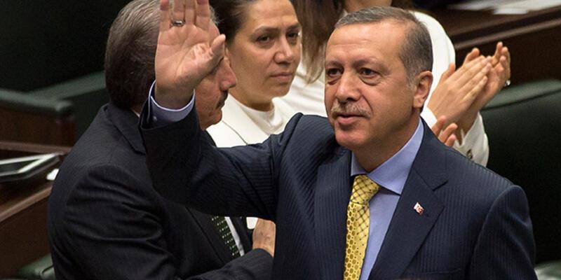 """Erdoğan: """"Kürt ve Alevi meselesi sürekli kaşındı"""""""
