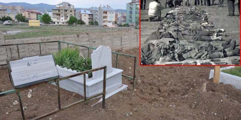 Aileleri 16 yıl sonra onları bulduğunda mezarları satılmıştı