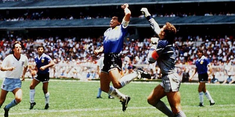 Dünya Kupası'nın unutulmaz golleri