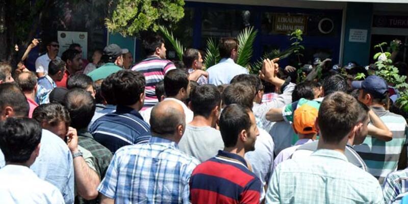 Somalı işçilerin istifa ettirdiği sendikaya yeni yönetim