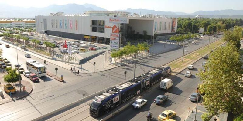Antalya AVM sayısında Paris'i geçti
