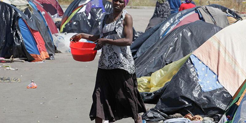 Afrika halkının yüzde 30'unun içme suyuna erişimi yok