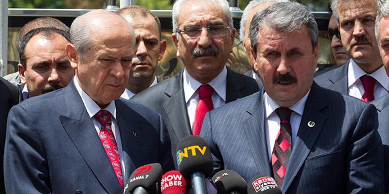 Bahçeli'den Gül'e adaylık açıklaması