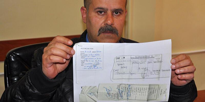 """CHP ve aile üyelerinden """"PKK mezarlığı"""" tepkisi"""