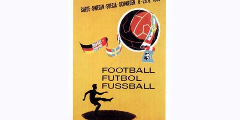 Dünya Kupası tarihi: 1958