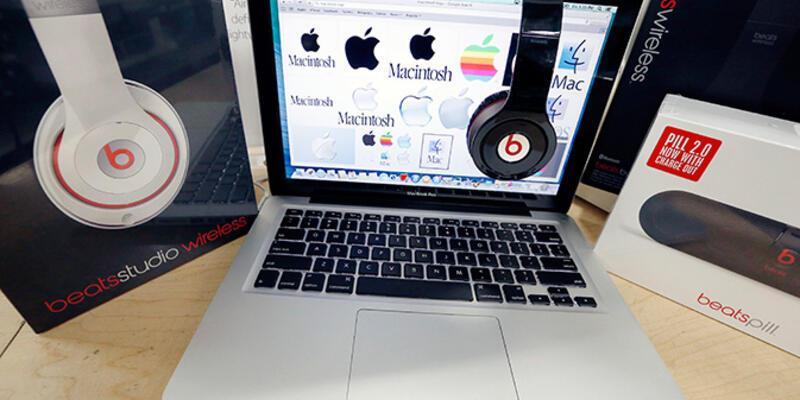 Beats artık Apple'ın
