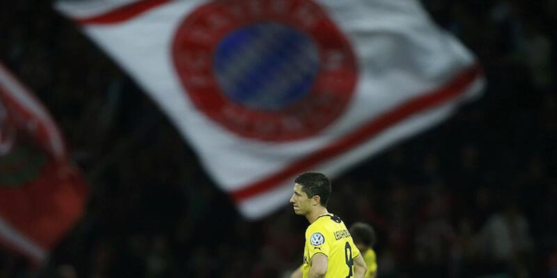 Lewandowski'nin Bayern Münih heyecanı