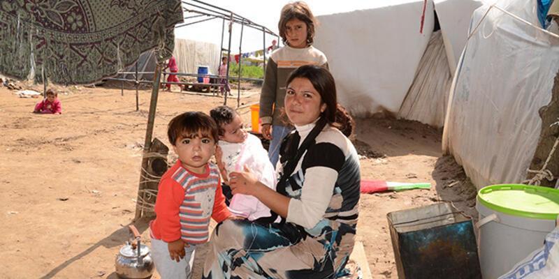 Her dört Suriyeli'den biri Gaziantep'te yaşıyor