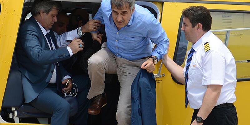 Bursaspor Şenol Güneş'le sözleşme imzaladı