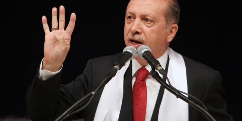 Erdoğan Gezi Parkı çağrısı için çok sert konuştu