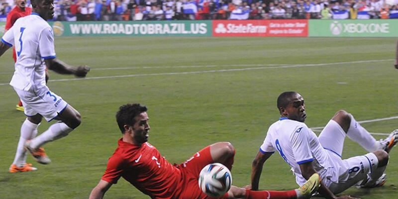 Honduras: 0 - Türkiye: 2