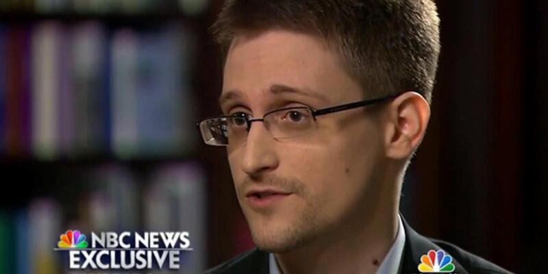 Snowden'dan ilk kez bir Amerikan kanalına mülakat