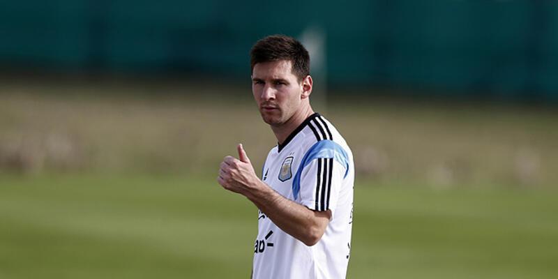Messi: Sıkılırsam futbolu bırakırım
