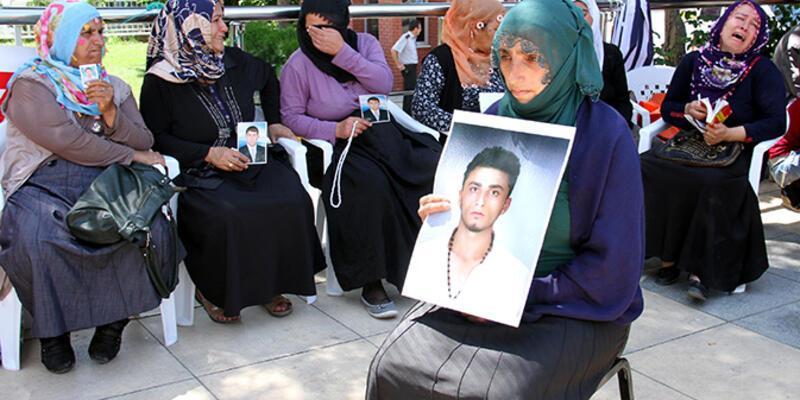Diyarbakır'da aileler eyleme ara verdi