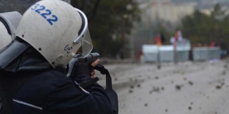 Maraş'ta BBP'liler ile polis arasında gerginlik