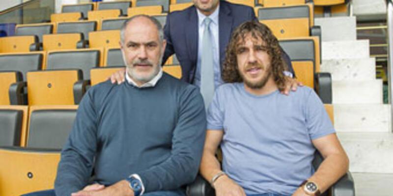 "Barcelona'da Puyol'a ""yeni görev"""
