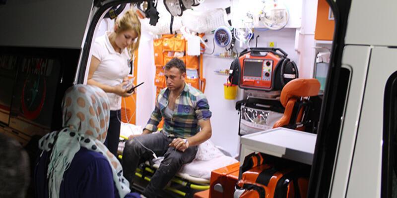 Siirt'te 22 madenci hastanelik oldu