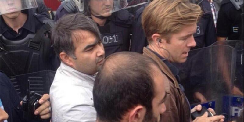 CNN International İstanbul muhabiri gözaltına alındı