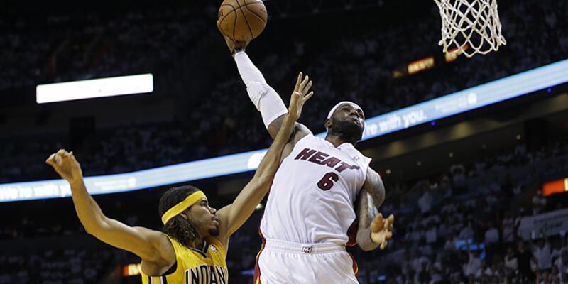 NBA'de Doğu'nun şampiyonu Miami Heat