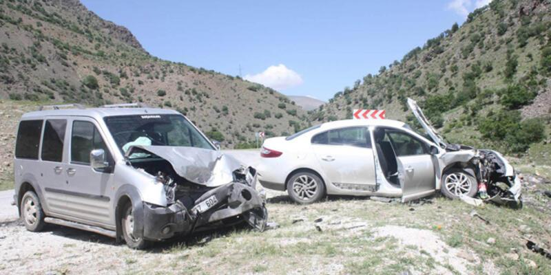 BDP konvoyunda trafik kazası: 6 yaralı