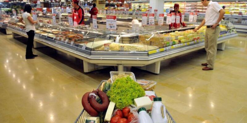 Merkez Bankası: Enflasyona gıda fiyatları etki etti