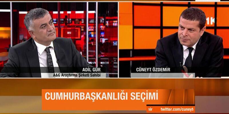 """Cüneyt Özdemir: """"Ak Parti'yi savunan yazarlar delirmiş durumdalar"""""""